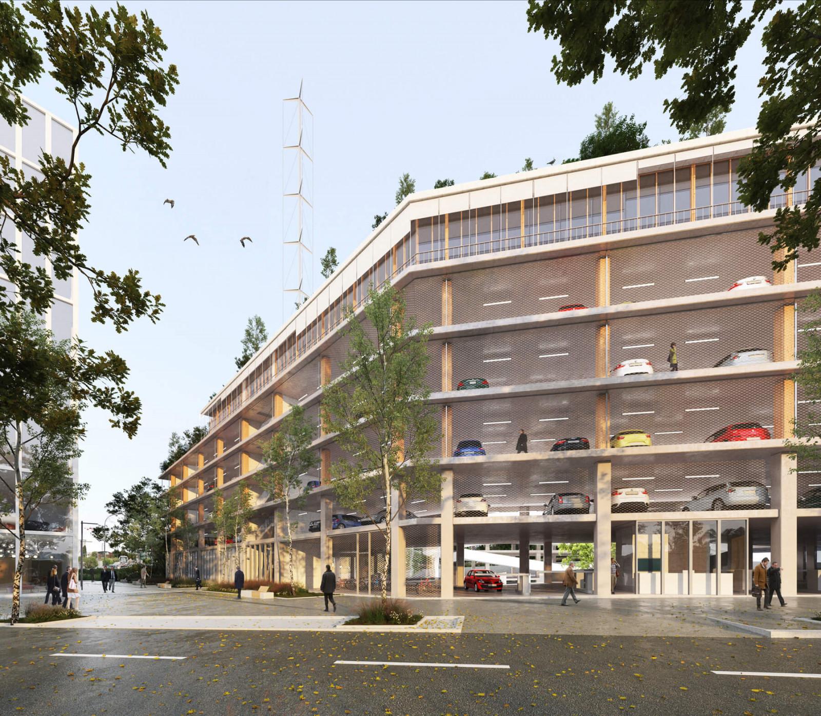 graam-villejuif-campus-grand-parc-02-parking-bureau-bois-exterieur-insertion