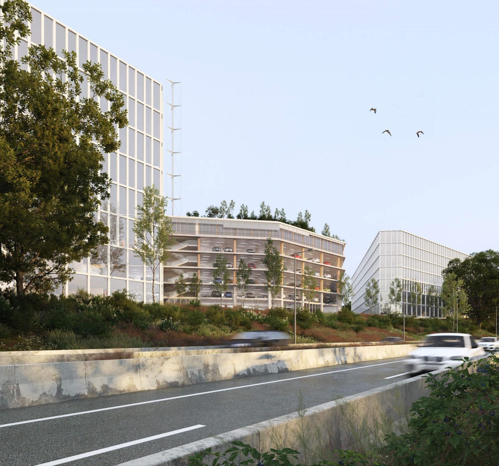graam-villejuif-campus-grand-parc-01-parking-bureau-bois-exterieur-insertion
