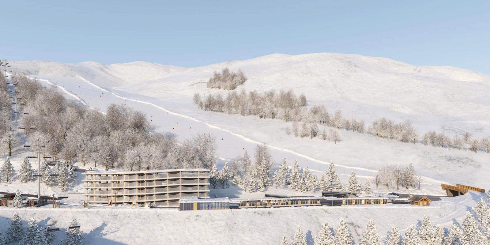 graam-les-deux-alpes-01-parking-amenagement-urbain-exterieur-neige-piste
