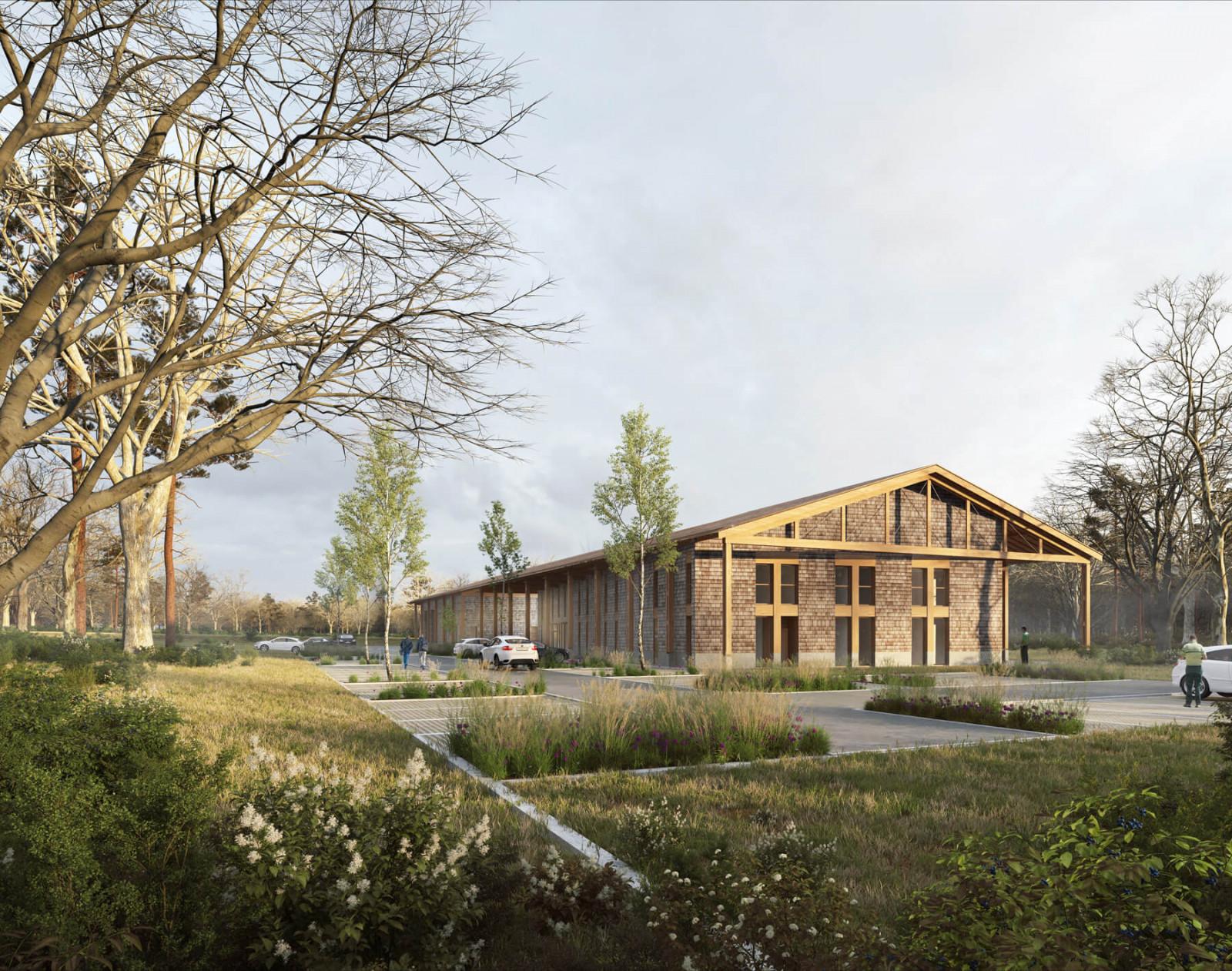 graam-onf-01-bureaux-haguenau-bois-ferme-charpente-tavaillon-foret